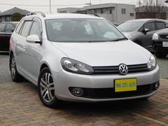 VW ゴルフヴァリアントTSI コンフォートライン 全国1年保証 ナビ 地デジ DR