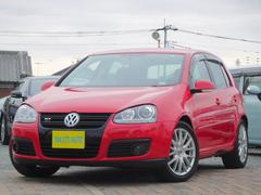 VW ゴルフGT TSI 全国無料保証 社外ナビ 地デジ 黒革シート