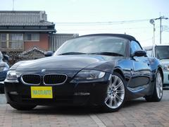 BMW Z4LTDエディ 限定車 全国無料保証  禁煙 社外ナビ 地デジ