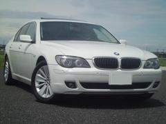 BMW750i 左 本革 SR HDDナビ