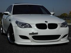 BMWM5 本革 SR 車高調 マフラー 20AW