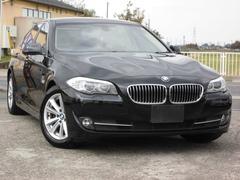 BMW523dブルーパフォーマンスハイラインPKG白革ナビ地デジ