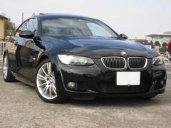 BMW335i Mスポーツパッケージ 本革 SR ナビ