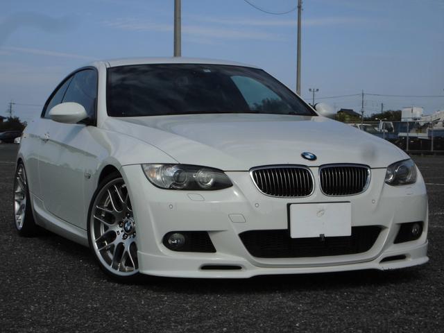 BMW 335i Mスポーツパッケージ7速DCT黒革車高調19AW