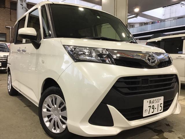 ダイハツ X SAII ナビ Bカメラ トヨタ ルーミー 兄弟車