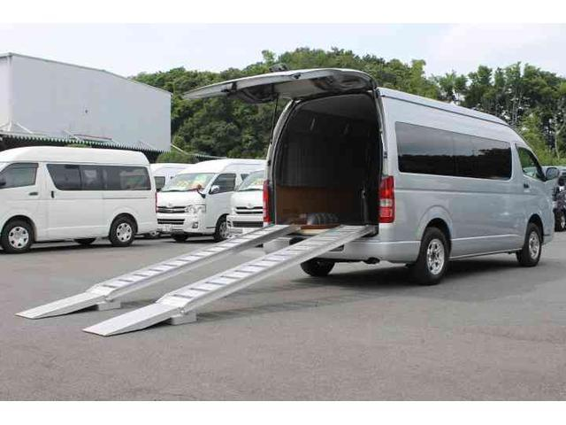 トヨタ 2.7SロングワイドDX GLパック4WD アルミブリッジ付