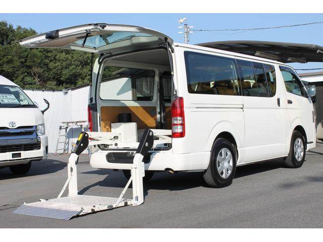 トヨタ 2.0DXロング Wエアコン トヨタ車体300kg対応リフト