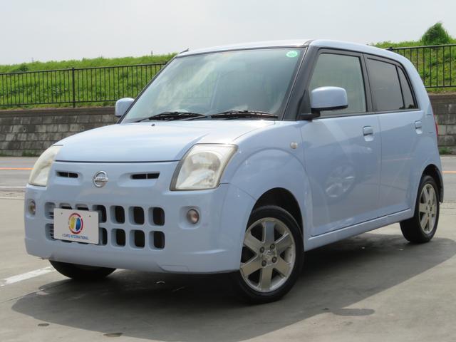 日産 E 14インチアルミ キーレス エアバック ABS付 電動格納ドアミラー 運転席シートリフレクター