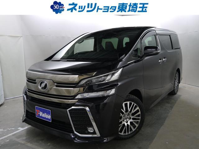 トヨタ 3.5ZA Gエディション メモリーナビ 左右電動スライド