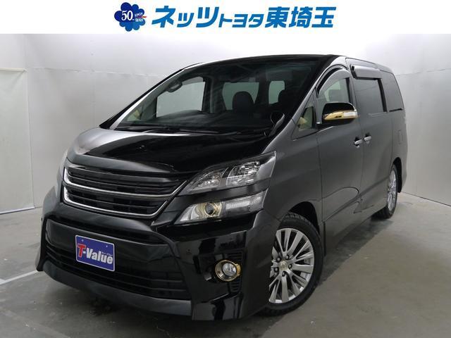 トヨタ 2.4Z ゴールデンアイズ HDDナビ フルセグTV