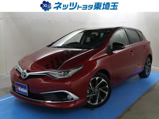 トヨタ 120T 元試乗車 衝突低減装置 SDナビ 2.0ETC