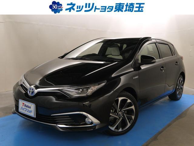 トヨタ ハイブリッドGパッケージ SDナビ フルセグ