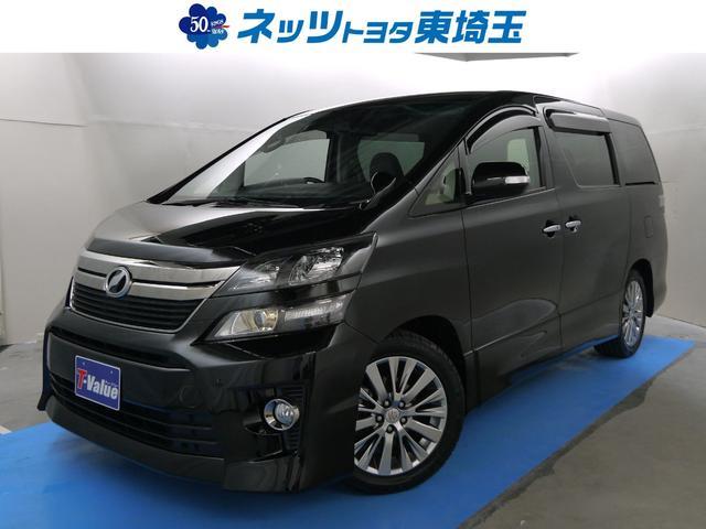 トヨタ 2.4Z ゴールデンアイズ HDDナビ ETC