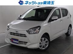 ミライースX SAIII 登録済み未使用車