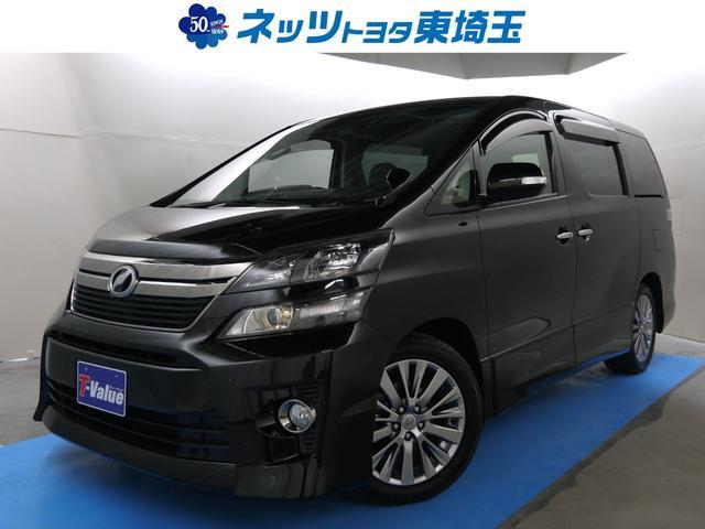 トヨタ 2.4Z ゴールデンアイズ SDナビ フルセグ
