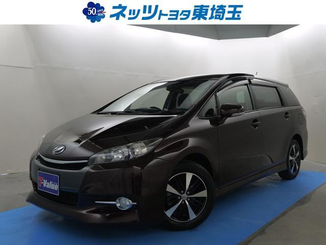 トヨタ 1.8S SDナビ バックモニター スマートキー ETC付