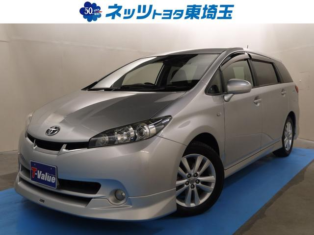 トヨタ 1.8S 純正エアロ HDDナビ ETC