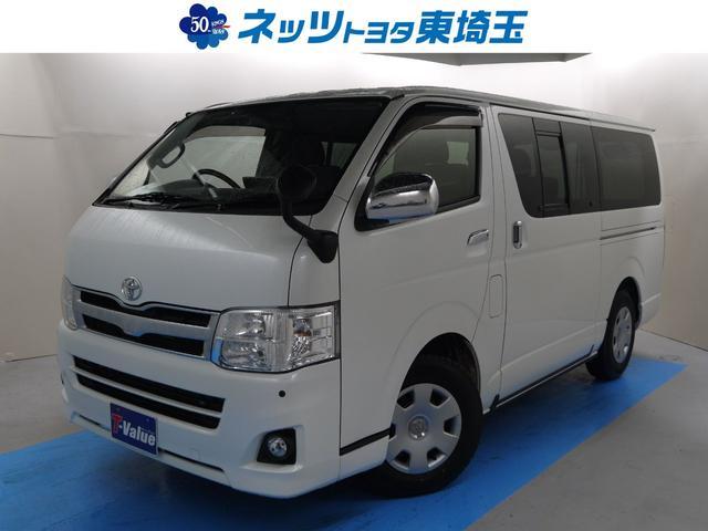 トヨタ ロングスーパーGL SDナビ バックモニター ETC