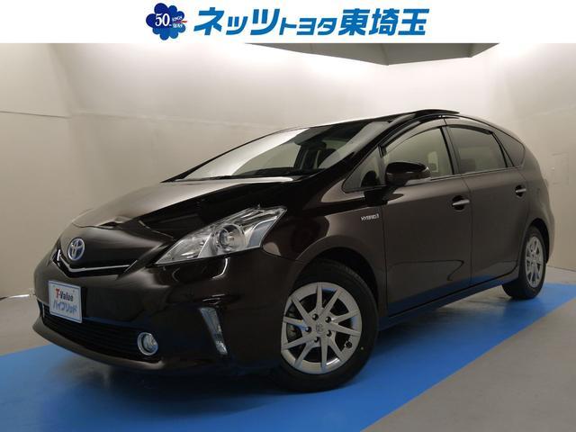 トヨタ S 5人乗り フルセグHDDナビ バックモニター ETC