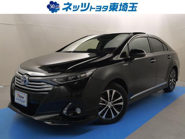 トヨタ G メーカーオプションナビ LEDヘッドランプ