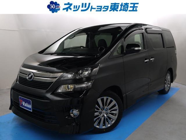 トヨタ 2.4Z ゴールデンアイズ SDナビ