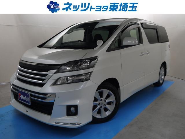 トヨタ 2.4Z HDDナビ 後席モニター バックモニター ETC