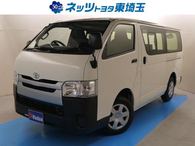 トヨタ ロングDX 純正ワンセグSDナビ ETC