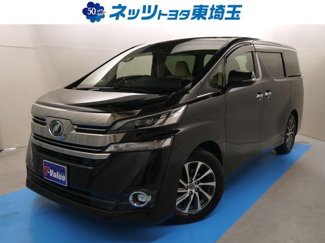 トヨタ 2.5V 純正SDナビ 後席モニター バックモニター ETC