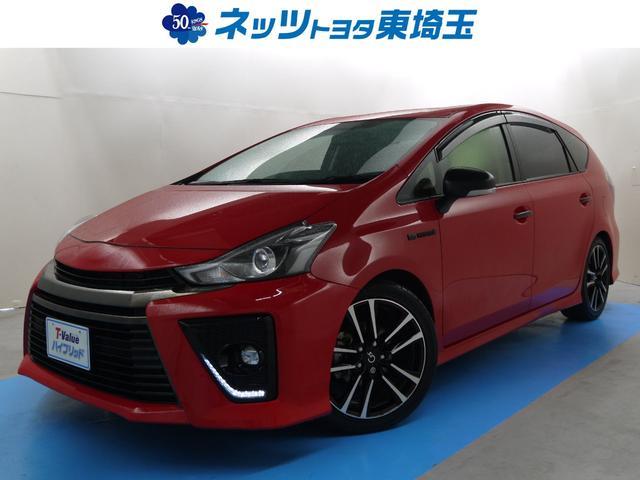 トヨタ Sツーリングセレクション・G's メモリーナビ フルセグTV