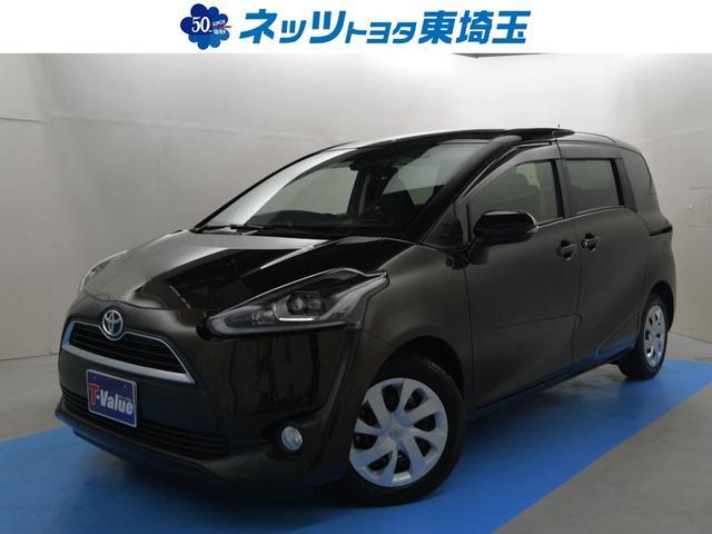 トヨタ G 純正SDナビ バックモニター セーフティーセンス