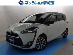 シエンタG 元試乗車 アルミホイール ドラレコ LEDヘッドランプ