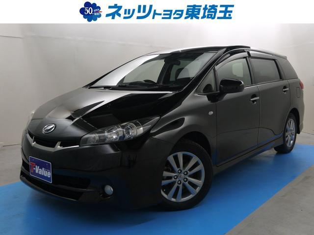 トヨタ 1.8Sモノトーン SDナビ フルセグ ETC ワンオーナー