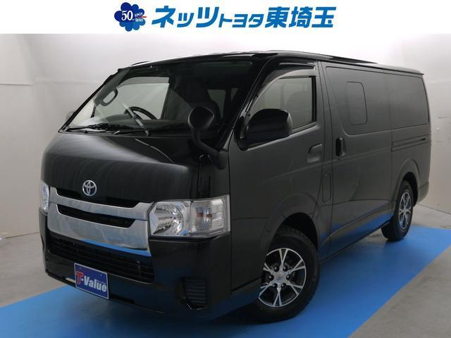 トヨタ ロングDX GLパッケージ SDナビ