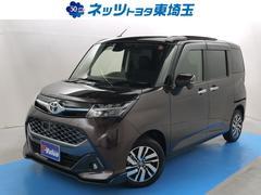 タンクカスタムG S SDナビ ワンセグTV