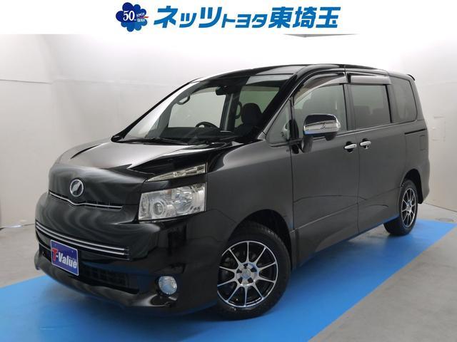 トヨタ ZS 煌II 4WD HDDナビ スマートキー ETC