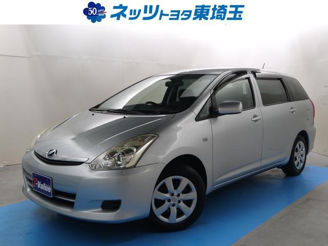 トヨタ X CDチューナー キーレス ETC ワンオーナー
