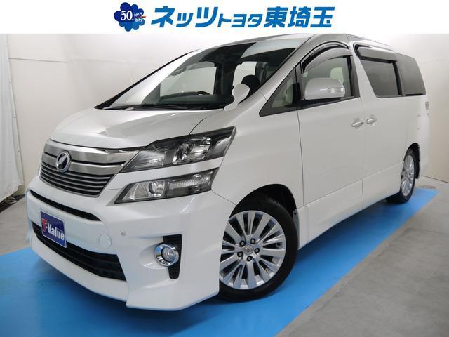 トヨタ 2.4Z Gエディション 純正8型HDDナビ バックモニター