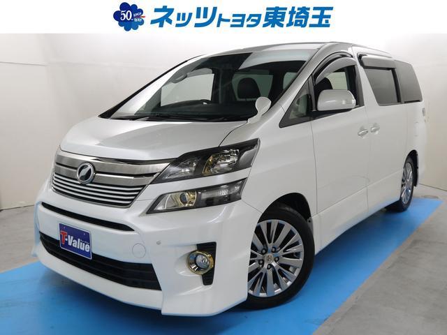 トヨタ 2.4Z ゴールデンアイズII HDDナビ フルセグ HID