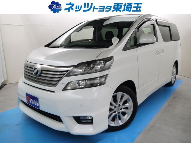 トヨタ 2.4Z  HDDナビ 後席モニター