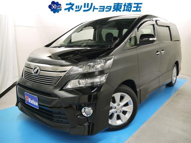 トヨタ 2.4Z 純正HDDナビ バックモニター 後席モニター