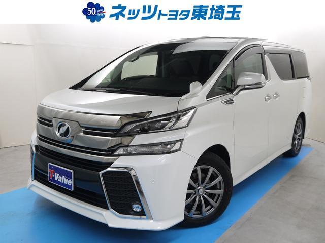 トヨタ 3.5ZAGエディション SDナビフルセグTV バックカメラ