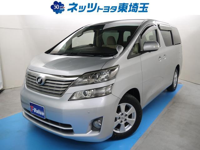 トヨタ 2.4X 電動スライドドア HDDナビ バック&サイドカメラ