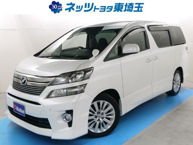 トヨタ 3.5Z HDDナビ フルセグTV バックカメラ 後席TV