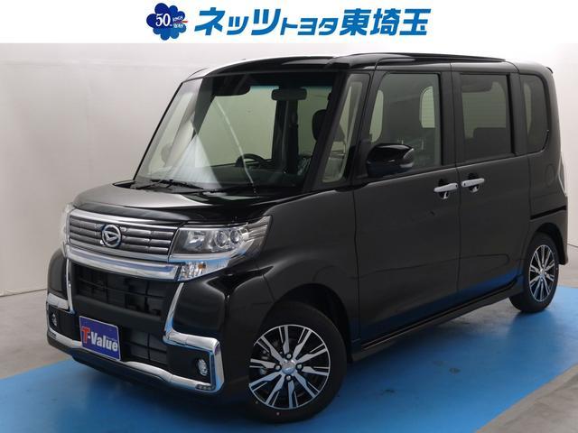 ダイハツ カスタムX トップエディションVS SAIII SDナビ