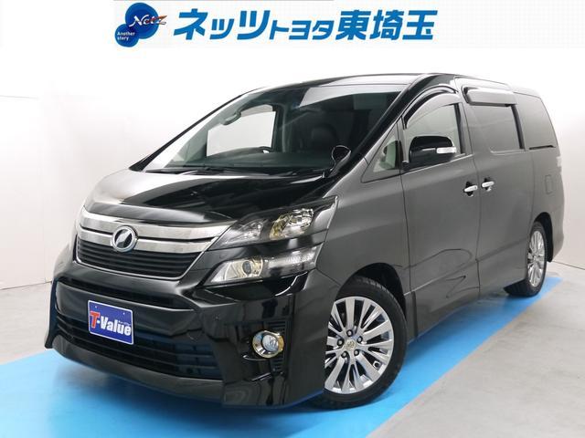 トヨタ 2.4Z ゴールデンアイズII 純正8型HDDナビ ETC