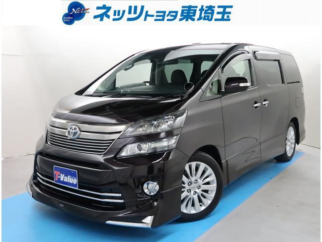 トヨタ Z Gエディション HDDナビ モデリスタ製エアロパーツ