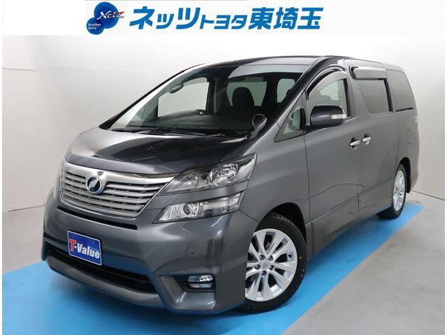 トヨタ 2.4Z プラチナセレクション 7人乗り ワンセグSDナビ