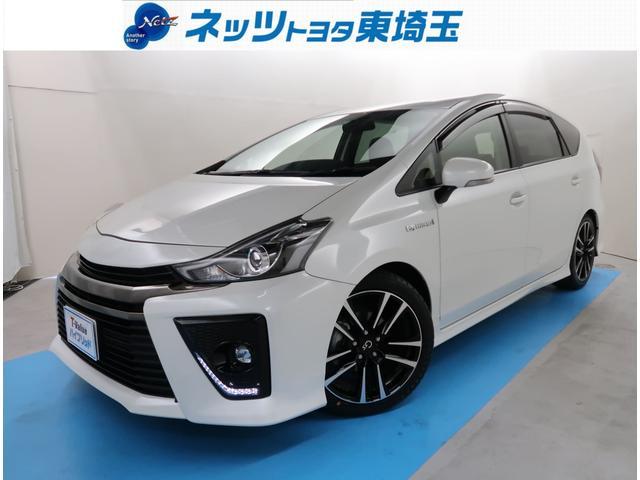 トヨタ Sツーリングセレクション・G's SDナビ バックモニター