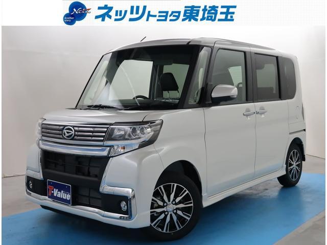 ダイハツ カスタムX トップエディションVS SAIII 純正SDナビ