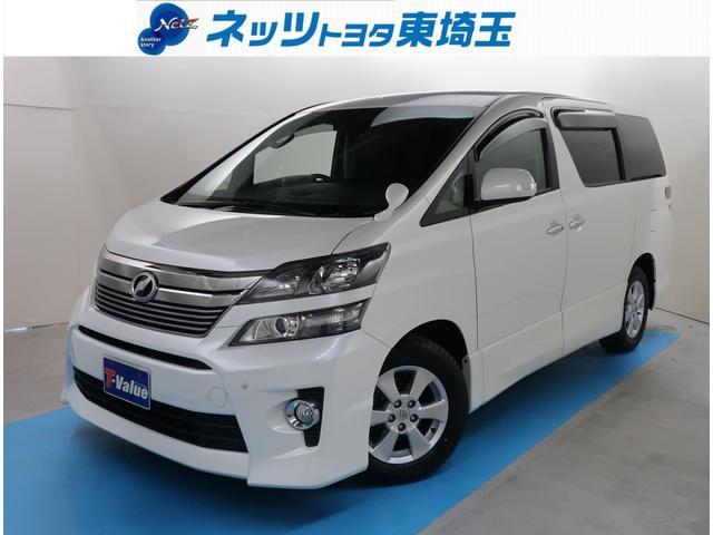 トヨタ 2.4Z HDDナビ フルセグTV バックカメラ 後席TV